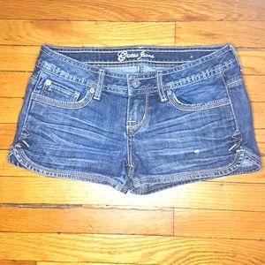 Guess Jean shorts SZ 26